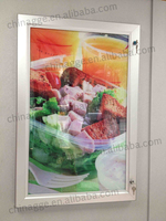 Led Menu Board Outdoor Light Box Restaurant Waterproof Light Box ...
