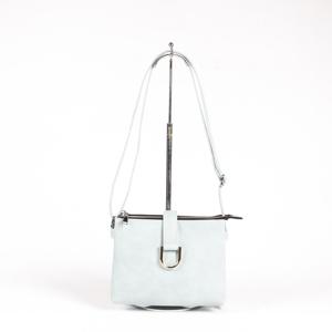 100%PU clasp fashion pu leather small shoulder messenger bag women fddc33a6fe277