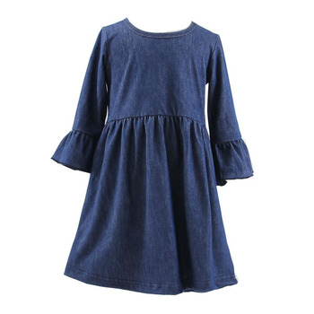 2019 Hot Sale New Style Fashion Model Design Child Baby Girl Latest Casual Fancy Dress Cheap Child Baby Dress Model Buy Child Baby Dress Model Fancy Dress Cheap Latest Casual Dress Designs Product