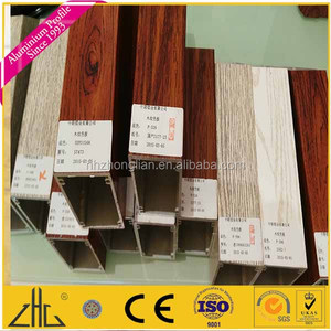 Aluminium frame anodized profile cheap Aluminium door and window frame aluminium price per kg