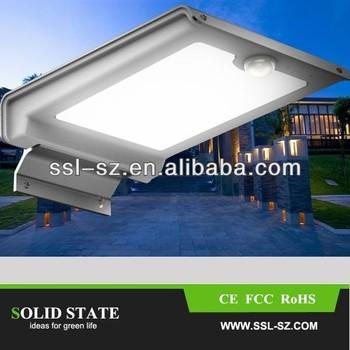 Chine Fabricant Extérieur Led Jardin Lumière Solaire Lampe Solaire ...
