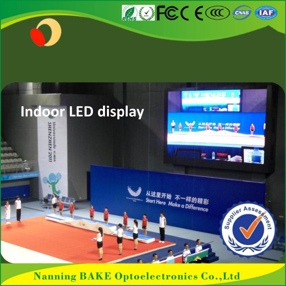Indoor P5 fixed front maintenance tennis led display