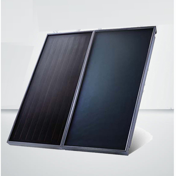 Comfortable new design jacket flat plate solar water heater Flat Plate Solar Collector
