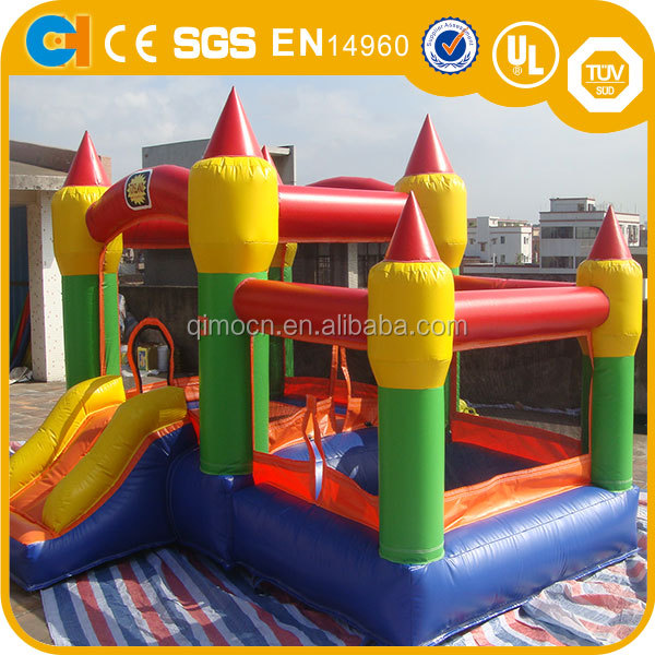 Funny inflatable castle jumper rental , air jumping castle hire