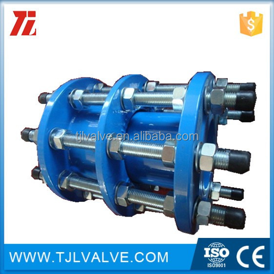 cast iron/carbon steel pn10/pn16/class150 metal bellows expansion joint good quality