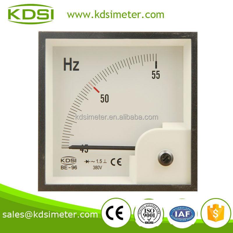 Be-96 Frequency Meter 380v 45-55 Hz Meter,Panel Frequency Meter ...