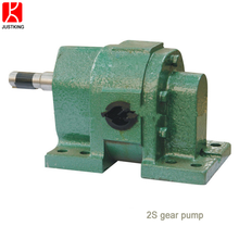 2S gear pump for oil equipment