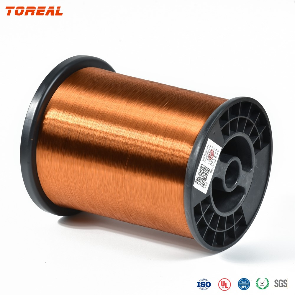 China Polyester Copper Wire Wholesale Alibaba Electric Ei Aiw 200 Power Wires