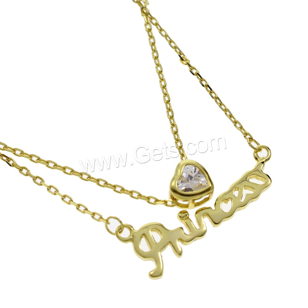 plated sterling gold goldtone inch silver real products necklace cuban chain