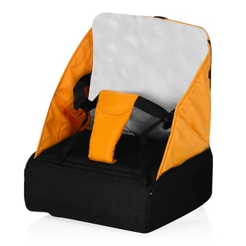 Baby Soft Travel Booster Seat, Baby Dining Seat Easy Carry
