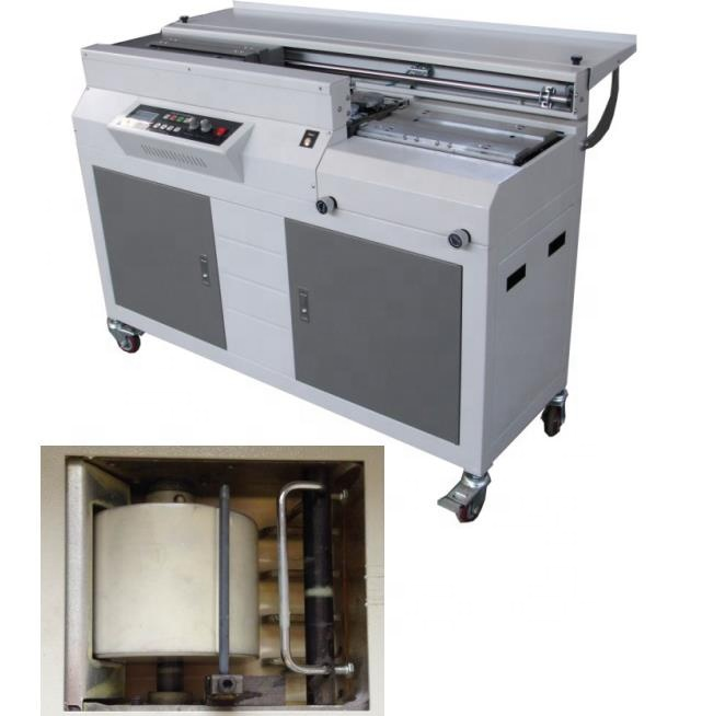 50a Wireless Automatic Glue Binding Machine With One