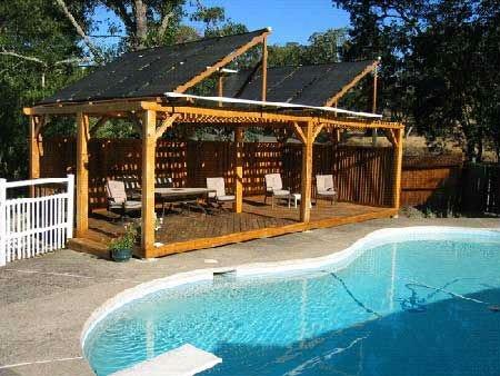 Swimming pool rubber mats-2