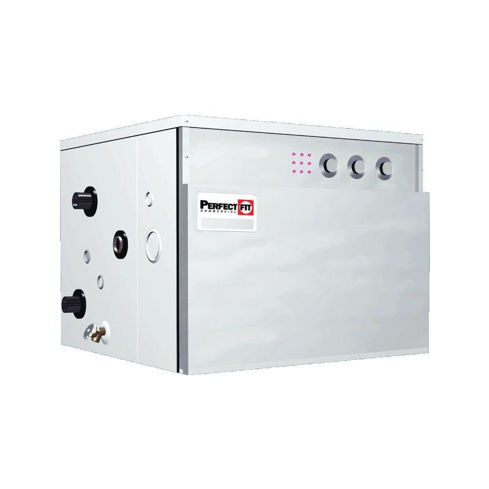 10-Gal. 3 Year 480 Volt, 24Kw 3 Phase Commercial Electric Booster Water Heater-Perfect Fit-521671