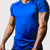 man dry fit fitness t shirt wholesale in China