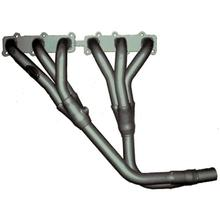 For nissan patrol tb48 y61 GU exhaust header 304 stainless steel exhaust header for patrol tb48 non turbo