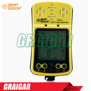 Portable Multi Gas Detector 4 In 1 Gas Detector O2 Hydrothion H2s ...