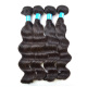 Thick bottom brazilian virgin hair,unprocessed 100% 14 16 18 3 pcs virgin 100 human hair,free sample brazilian hair virgin