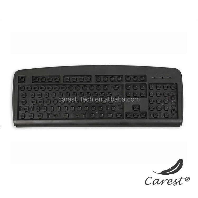 manufacturer keyboard casing injection molding