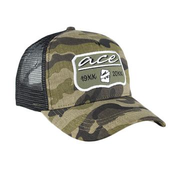 Military Trucker Style Baseball Hat Cap Cotton Fabric mesh Camo ... a603cbb14c5