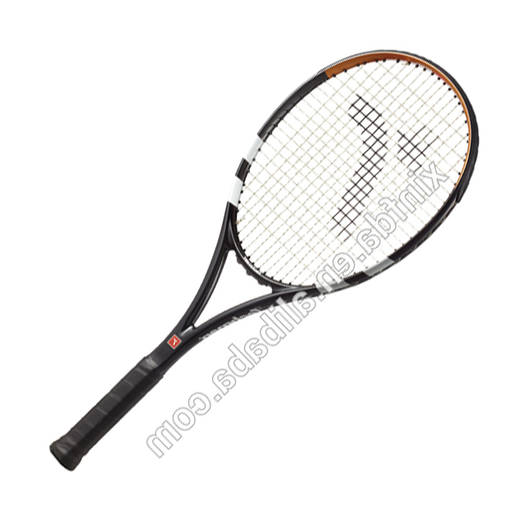 Hoge kwaliteit tennisrackets custom design koolstofvezel tennisracket