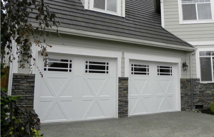 doors sectional with window sale org oregonslawyer door for inserts white windows garage triple