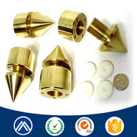 High precision cnc lathe machined brass for car accessories,auto spare parts