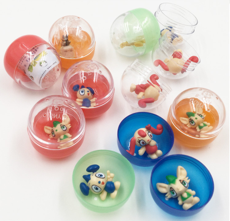 Japanese Capsule Toys : Japan gashapon capsule toys with inch capsules buy