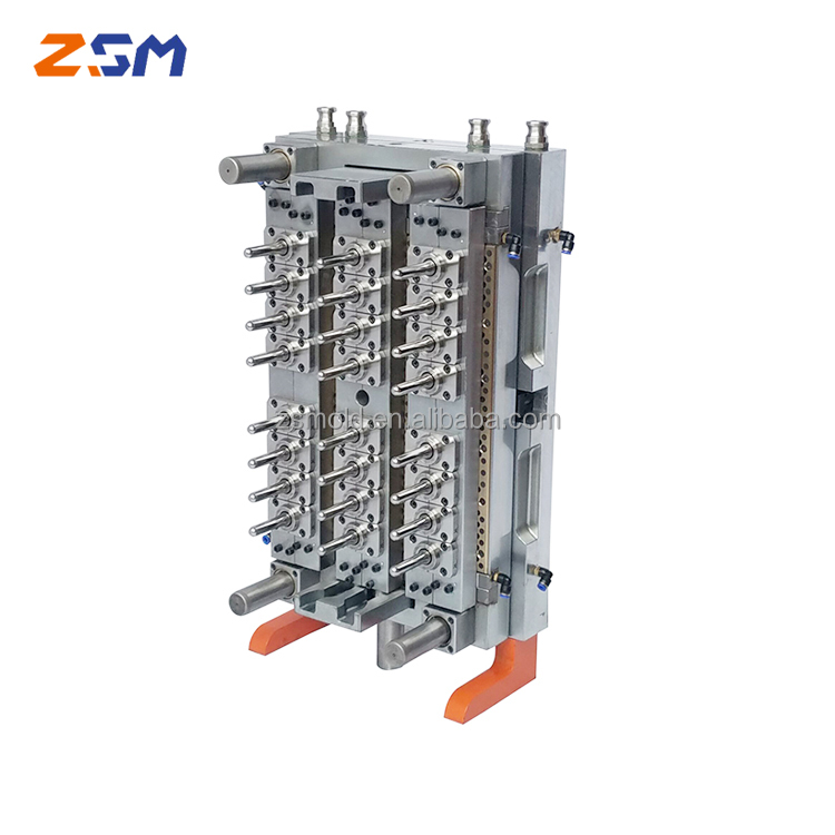 China Professional producer hotruuner Plastic Inject Pet Preform Mould