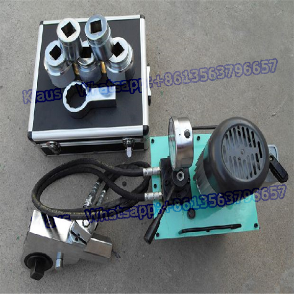 Super Quality Industrial Bolting Equipment Tools Hydraulic Torque Wrench With 220V/380V Electric Pump