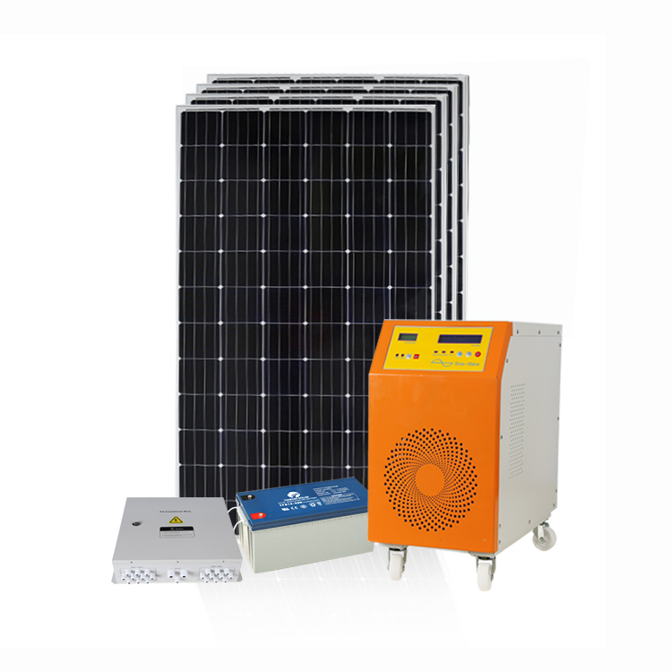 1KW solar system for home / 3KW 5KW Solar cell system for home / 1000 Watt solar panel package