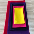 Cotton Solid color bandana red purple black yellow bandana Japanese bandana