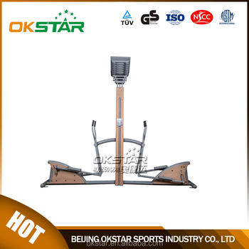 Digital counting timer crossfit of crane fitness equipment