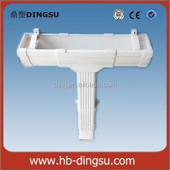 Good Quality Cheap Price Rain Water Gutter Rainwater