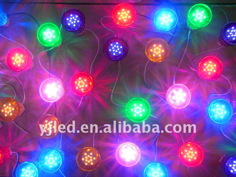 Amusement park LED Funfair lights for musical merry go round horse