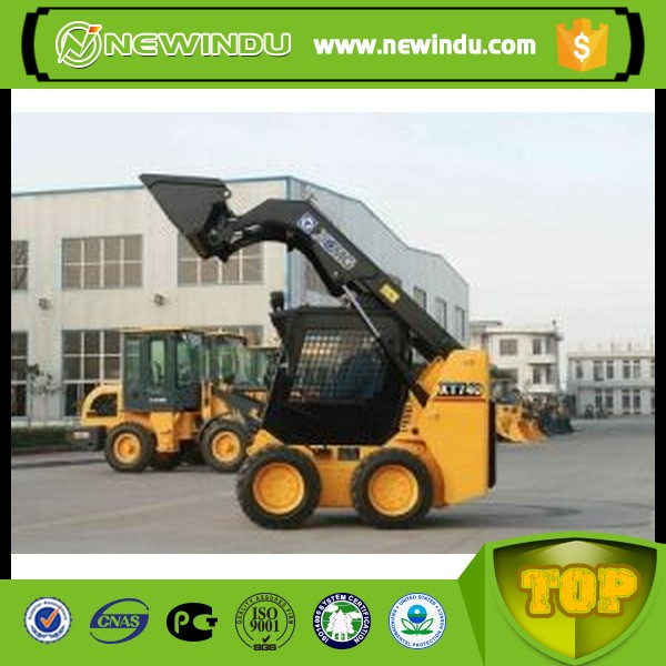 Cheap Price Chinese XCM XT750 Mini Skid Steer Loader