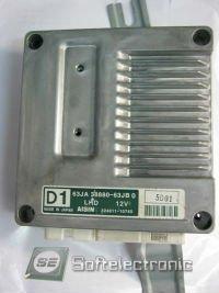 Repair and Programming for TCM TCU ECU transmission control unit module  computer AISIN 324811-10740 D1 SUZUKI SWIFT