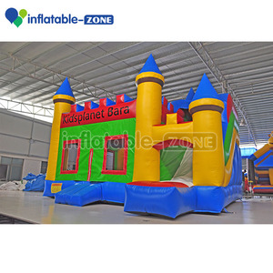Commercial bouncy castles six flags mini inflatable bouncer for children