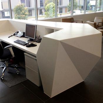 Modern Tall Reception Desks Countertop Desk Designs Buy