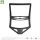 Plastic chair back frame alibaba mesh chairs back parts plastic office chair kits wholesales