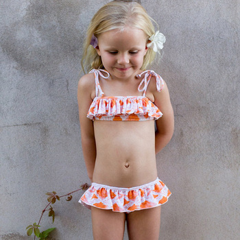 most reliable fast delivery clearance Oem Design Kids Swimwear Cute Ruffle Swimsuit Little Girl Bathing Suits  2018 - Buy Oem Design Girl Bathing Suits,Kids Swimsuit 2018,Ruffle Kids ...