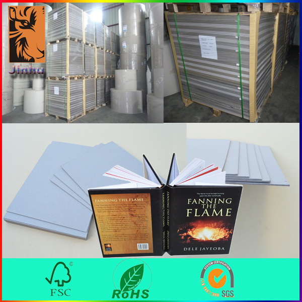 paper factory paper hard 700*1000mm sheet book binding cover