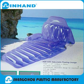 Durable inflatable pool float lounge chair  pvc inflatable floating recliner chair & Durable Inflatable Pool Float Lounge ChairPvc Inflatable Floating ... islam-shia.org