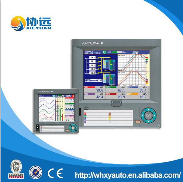 Yokogawa DX2000 paperless recorder paperless temperature recorder paperless chart recorder
