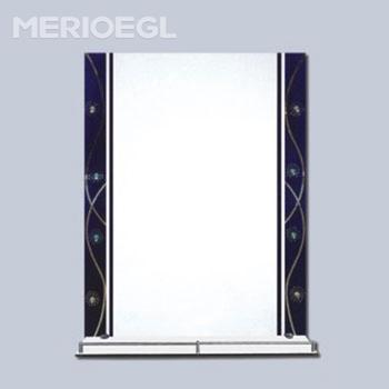 Hot sale special bathroom decorative wall mirror corners for Decorative bathroom mirrors sale