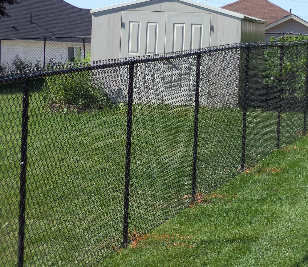 Black Wire Link Fence, Black Wire Link Fence Suppliers and ...
