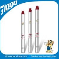 4ST4/7 2 inch 3 inch diameter water submersible deep well pumps