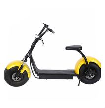 cool design mobility 60v 1000w fat wheel citycoco e-scooter