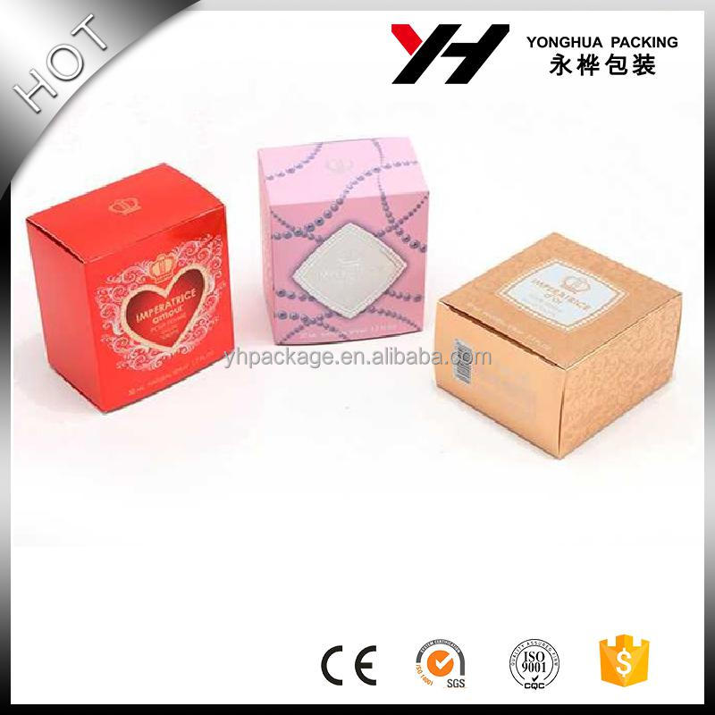 Cheap custom boxes manufacture in china