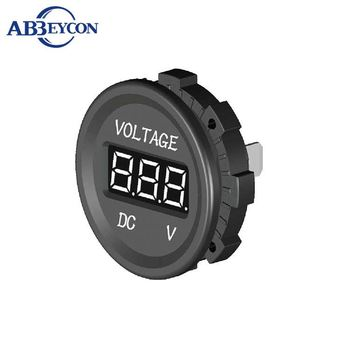 DS4010 DC Digital Voltmeter Chargers thermostatic socket 12v DC Voltmeter Socket