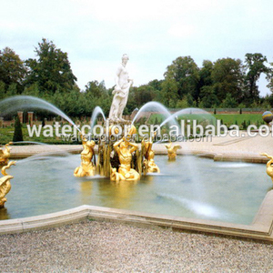Trade AssuranceFloating Floating Musical Dancing Fountain in the lake/pond/pool